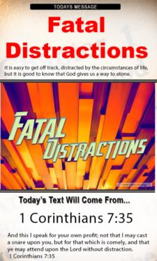 9797 - Fatal Distractions