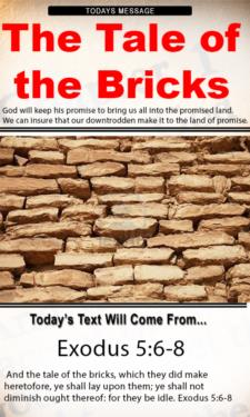 9817 - The Tale of the Bricks