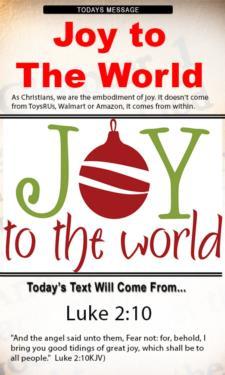 9806  - Joy to the World 2